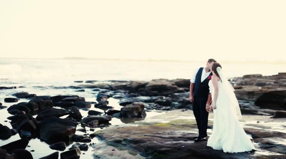Sarah and Shane – Dicky Beach
