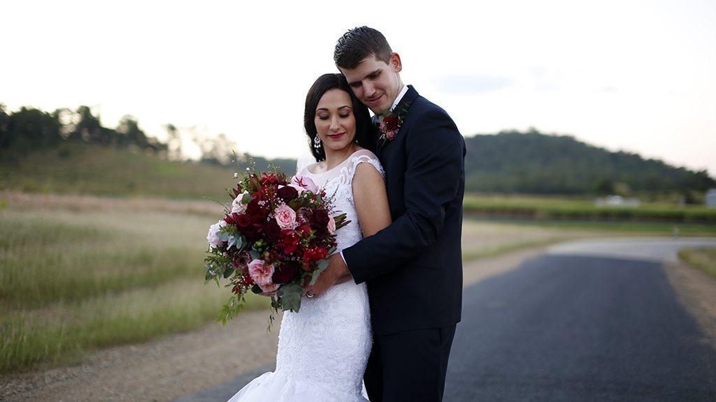 Mackay Bride and Groom