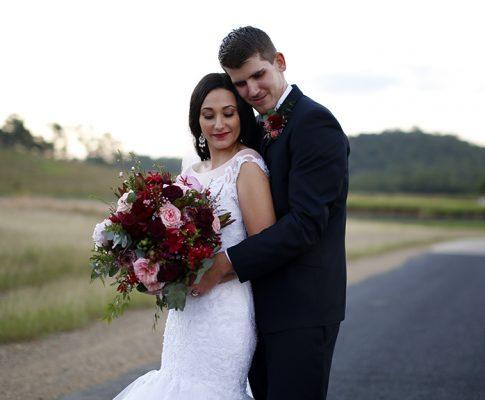 Chez and Alex   Mackay   Wedding day highlights