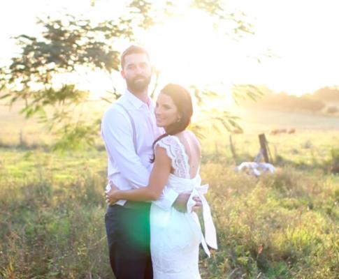 Jesse and Nadine's Mackay wedding day highlights