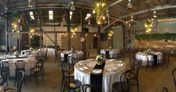 Paxtons Markets Wedding